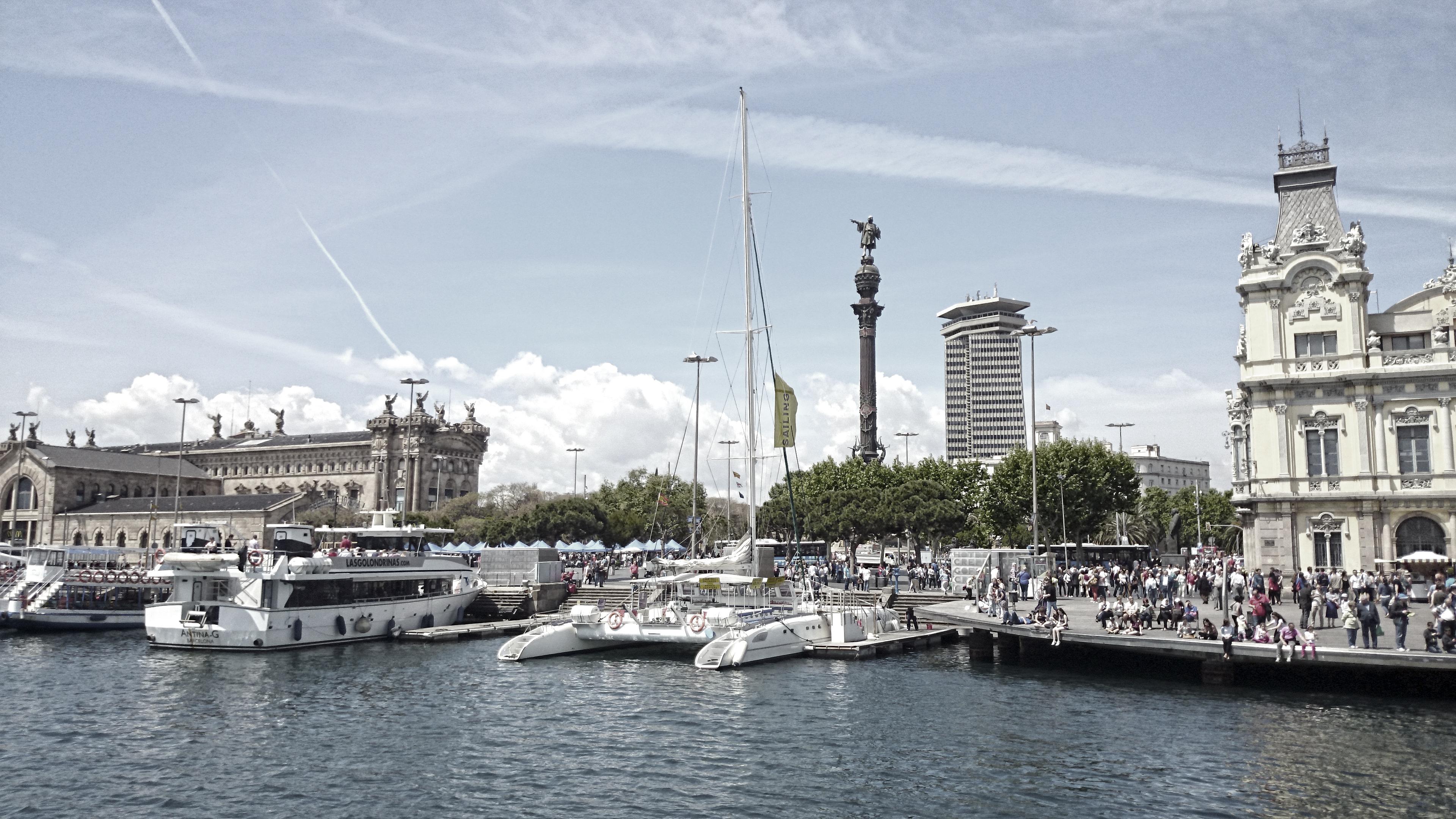 Las Ramblas de Barcelona. Foto: Núria A.T
